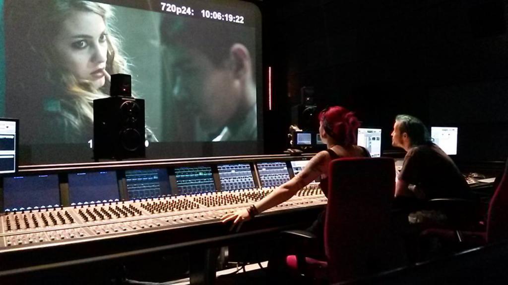 Звукорежиссер в кино