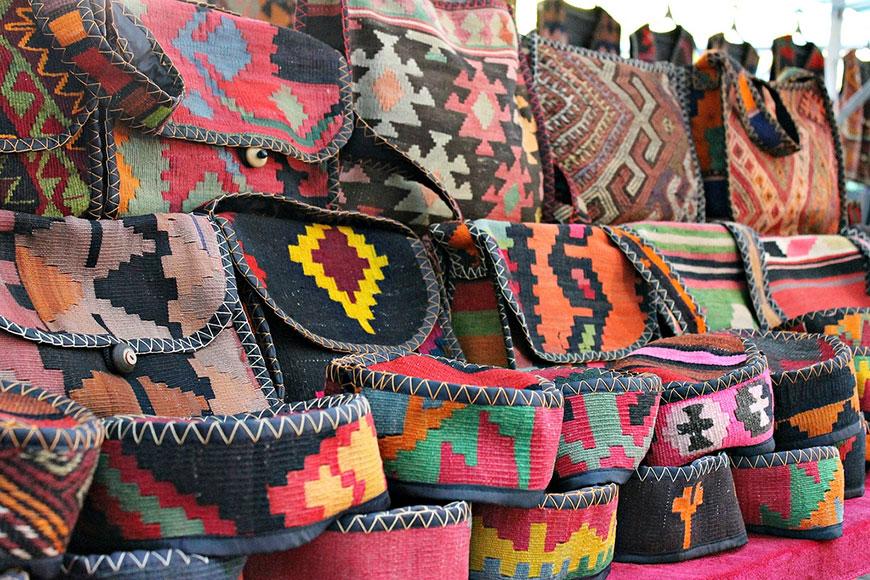 армянские ковры ручной работы из еревана
