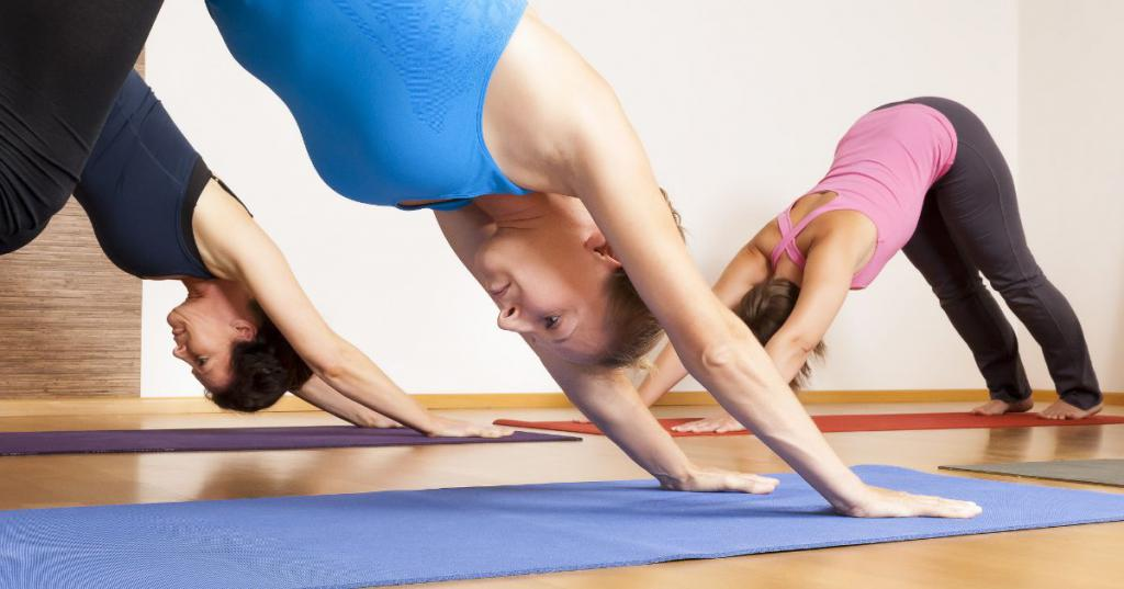 принципы йоги