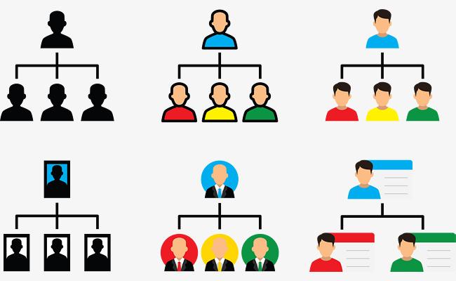 Взаимосвязи в организации