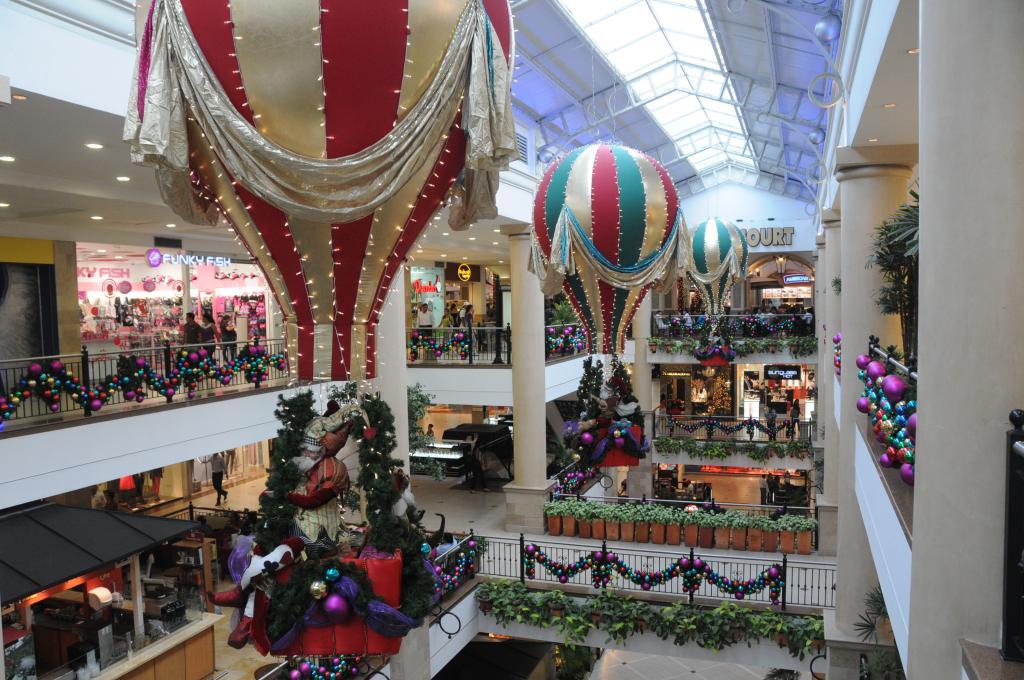 торговые центры Сан-Марино