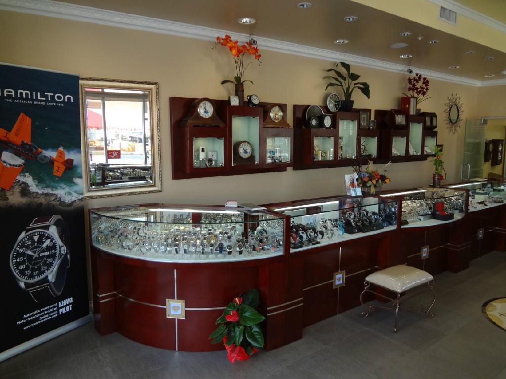 покупка часов и драгоценностей в Сан-Марино