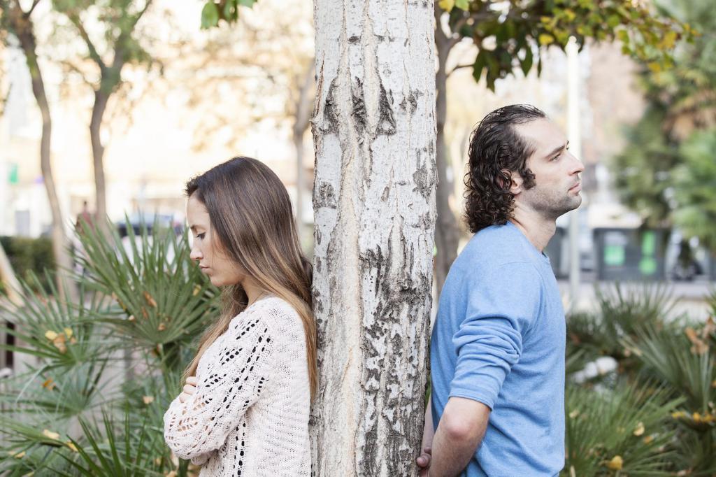 отдаление супругов