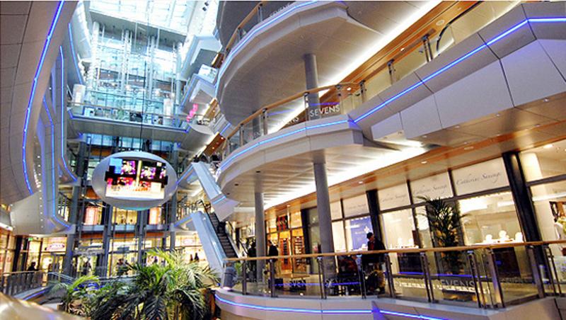 торговые центры в Дюссельдорфе