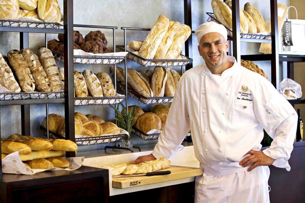 профессия пекарь