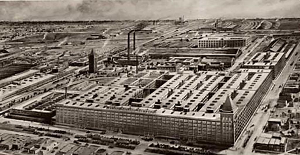 хоторнский завод
