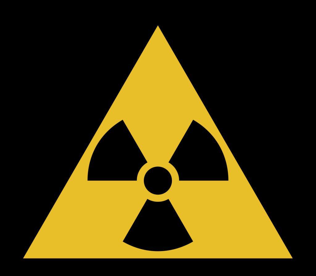 Внимание, радиоактивно!