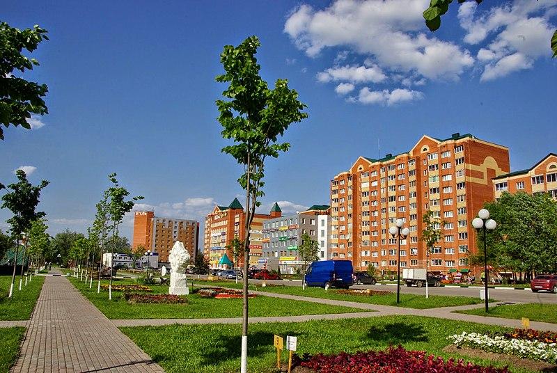 Дмитров где находится город