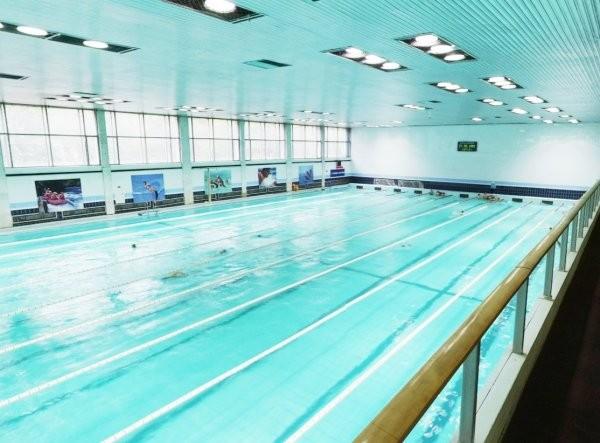 бассейн в Москве спорткомплекс бауманский