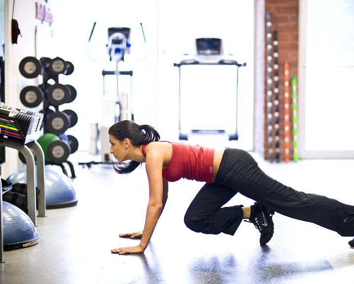Упражнения для похудения нижней части живота в домашних условиях для женщин