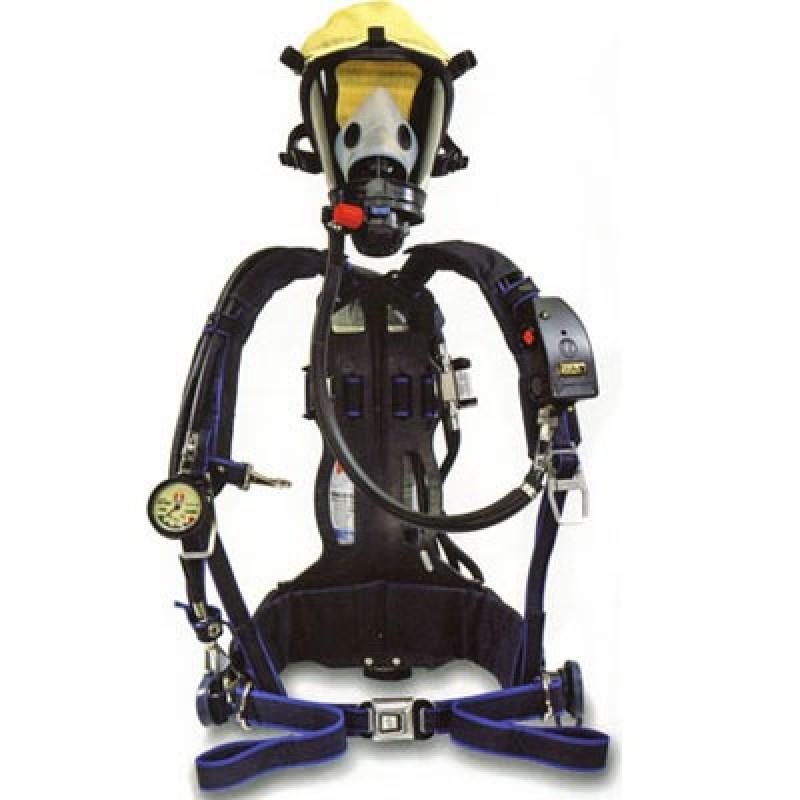 защита органов дыхания при пожаре