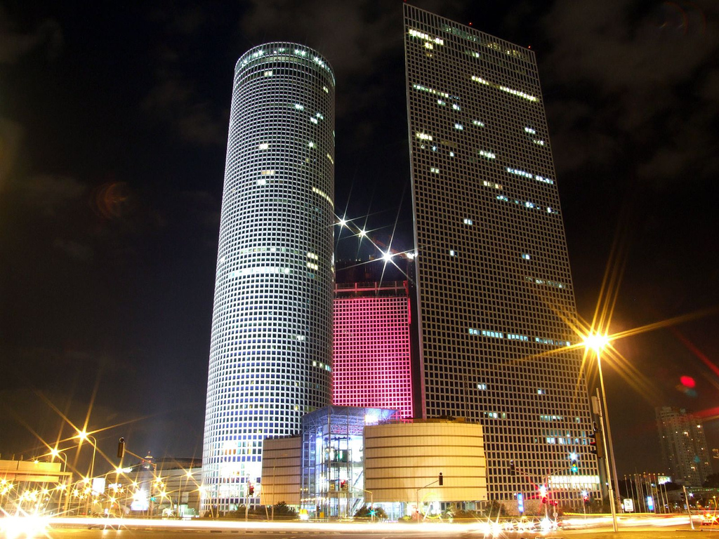 торговый центр Азриэли