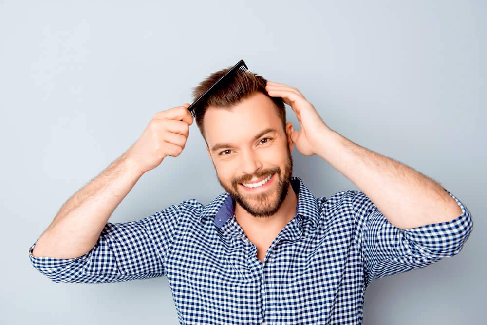 средства ухода за мужскими волосами