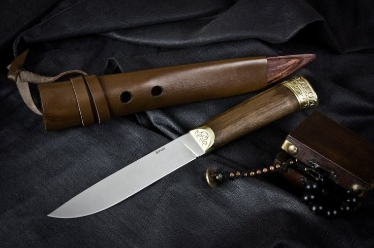 нож из стали 9хс