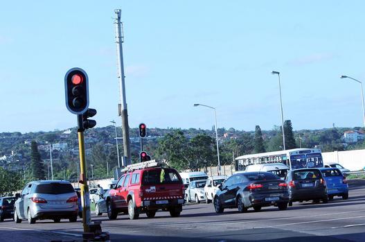 Движение на красный свет запрещено