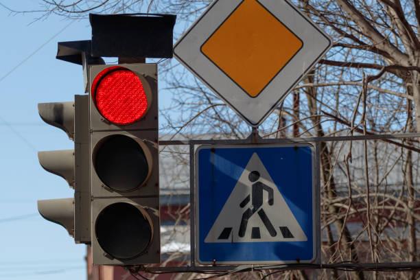 Штраф за проезд на запрещенный сигнал