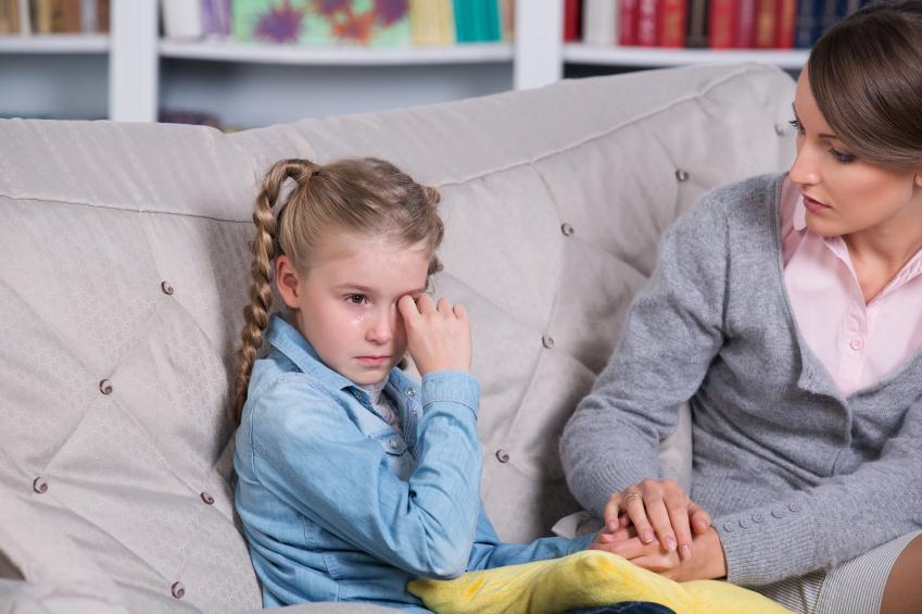 как начать разговор с ребенком