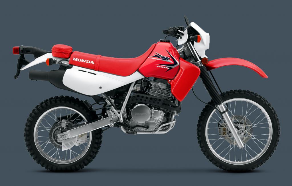 honda xr650l технические характеристики