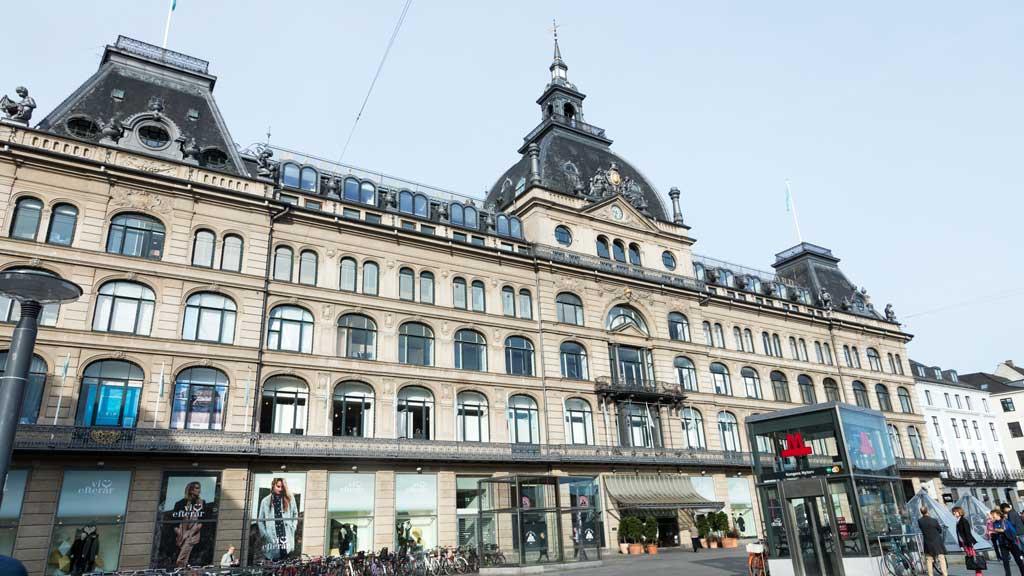Magasin du Nord в Копенгагене