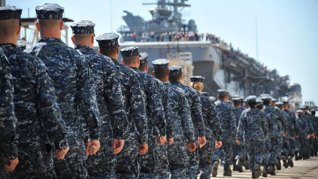предоставление отпусков военнослужащим