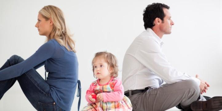 """Как """"поделить"""" детей при разводе"""