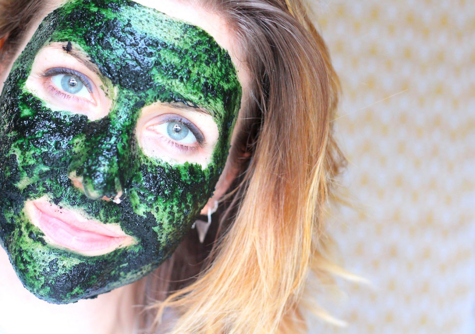спирулина маски