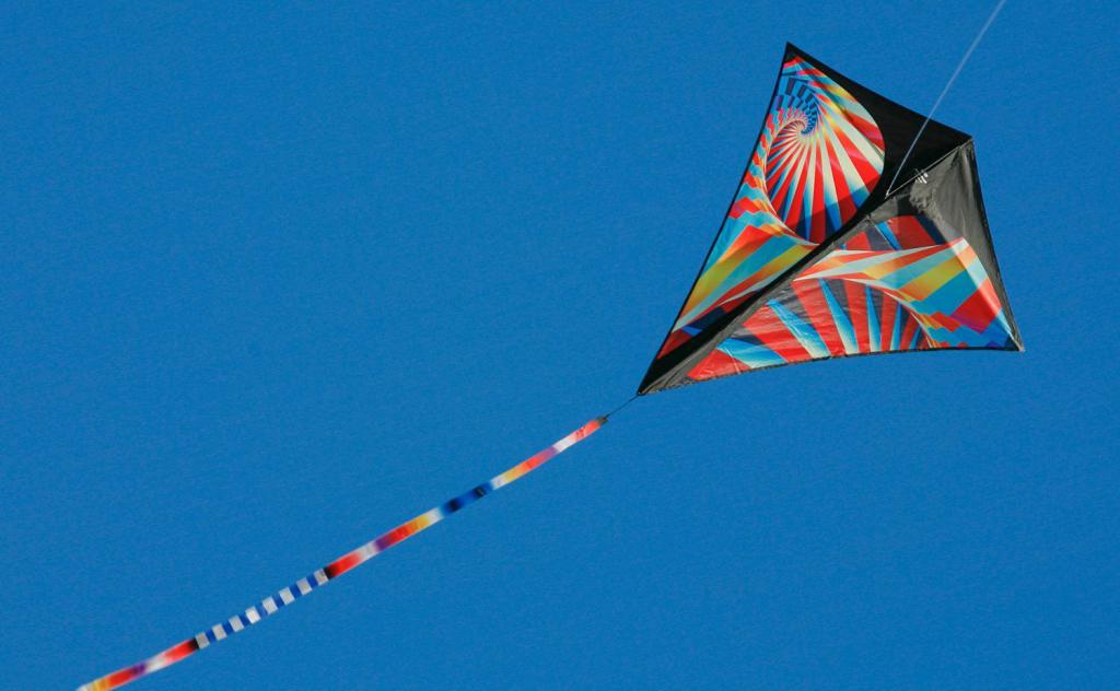 Заговор на ветер с помощью воздушного змея