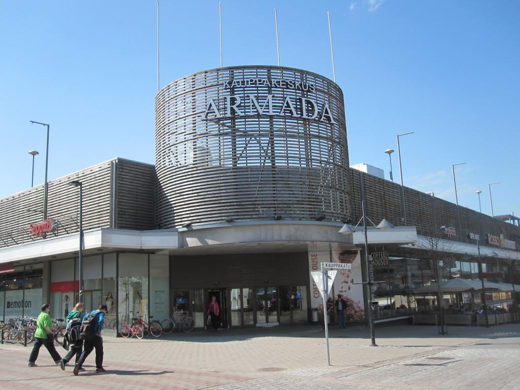Торговые центры города