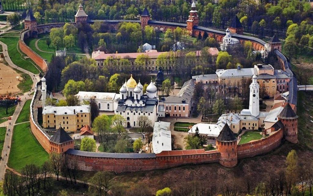 Крепость Нижнего Новгорода