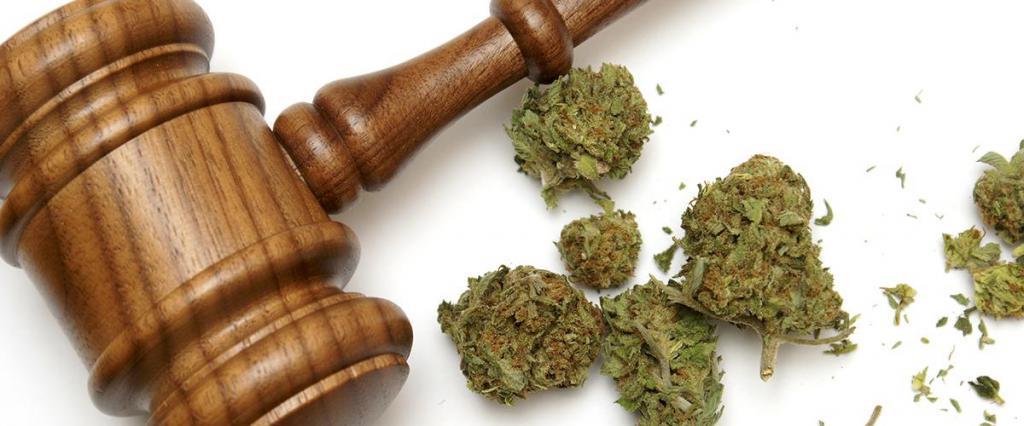 Легализация марихуаны