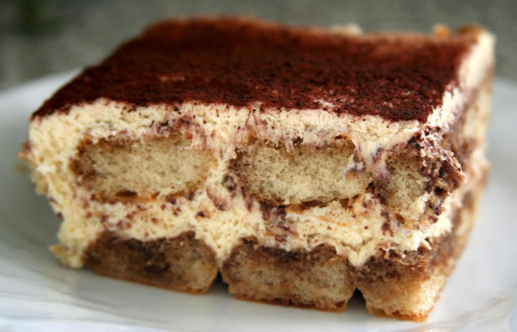 Итальянский десерт