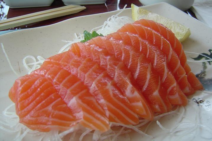 сашими из тунца рецепт с фото