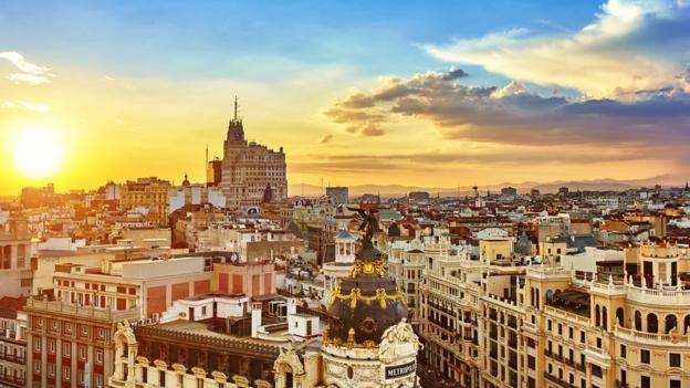 Страна Испания