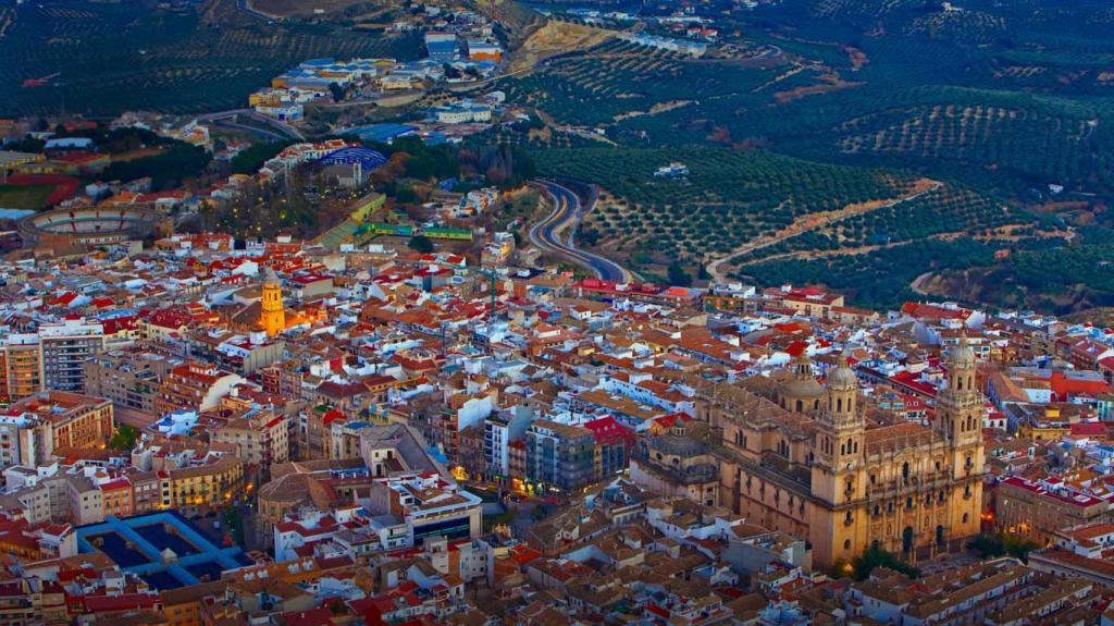 Испания с высоты