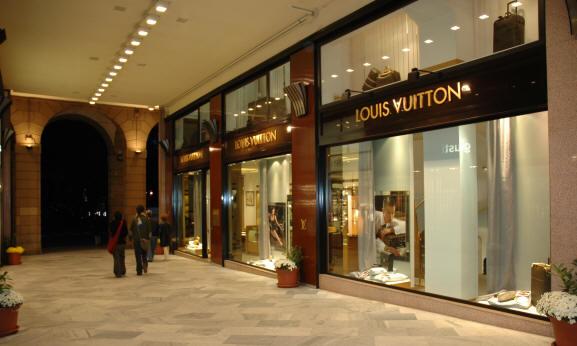 брендовые бутики в Болонье