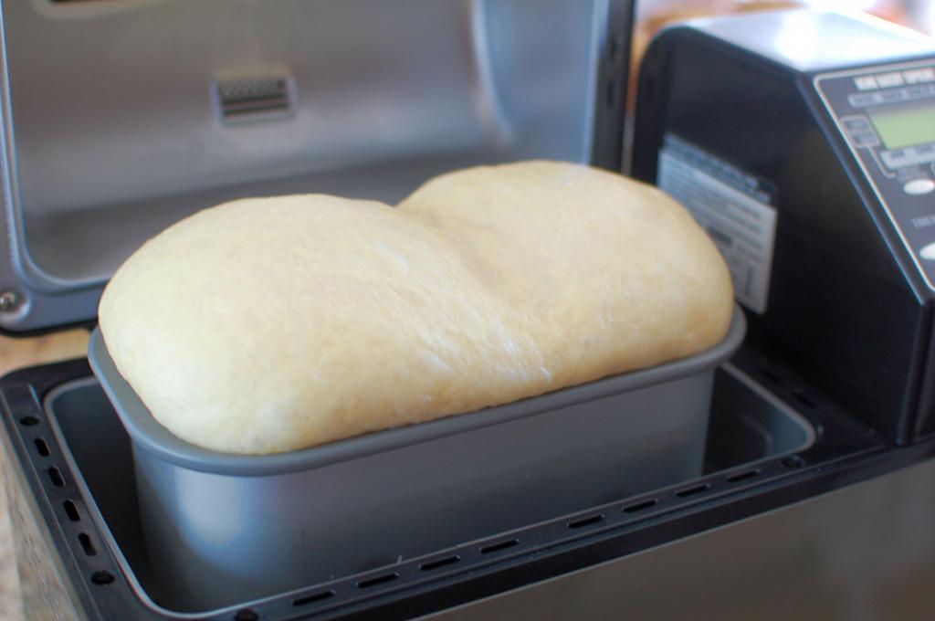 быстрый хлеб в хлебопечке