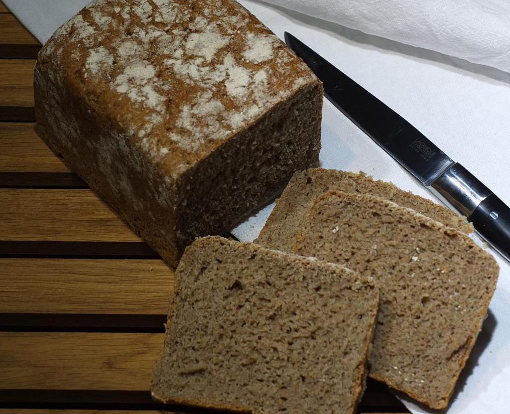рецепт бездрожжевого хлеба в хлебопечке