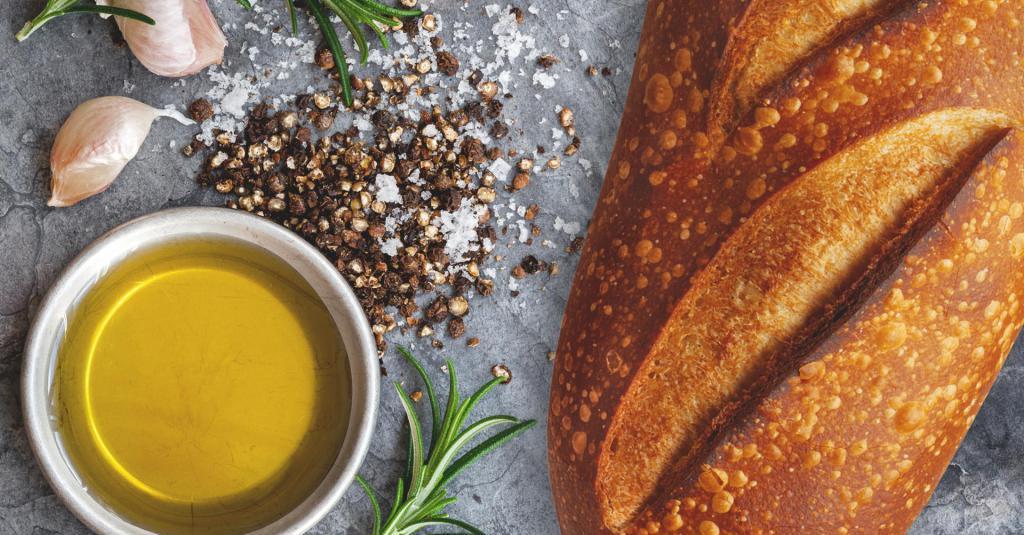мука для хлеба в хлебопечке