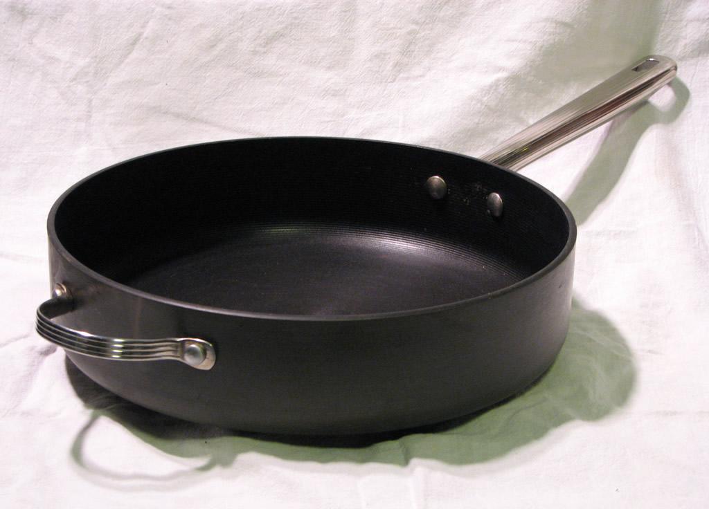 Посуда из анодированного алюминия