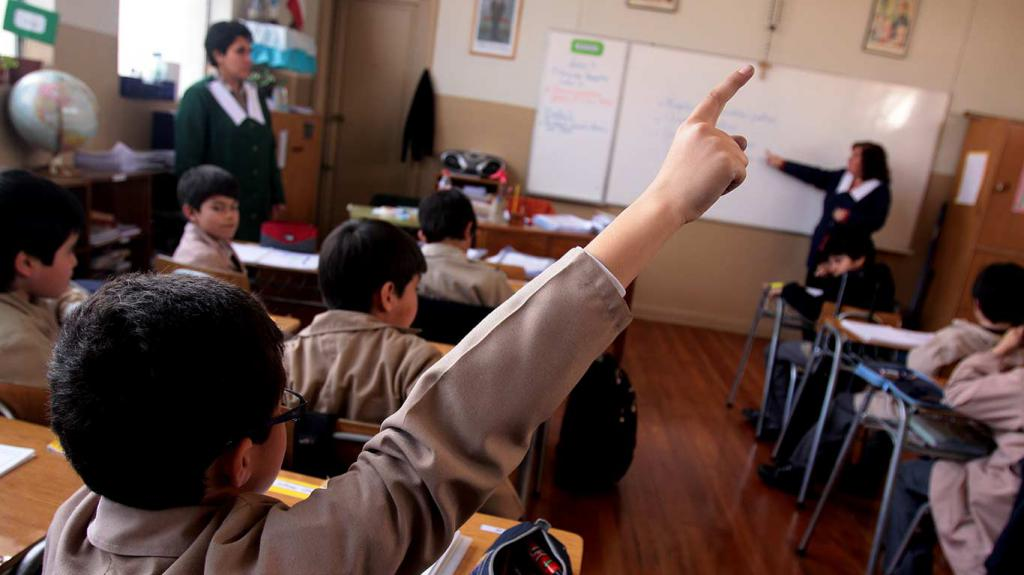 Обучение в венесуэльских школах
