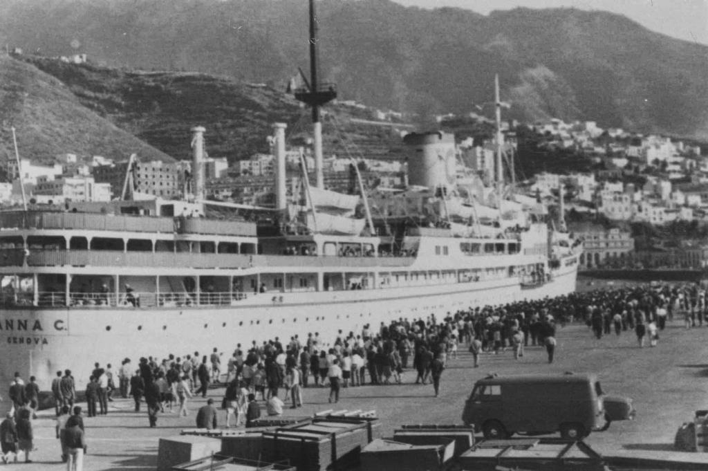 Иммиграция итальянцев в Венесуэлу