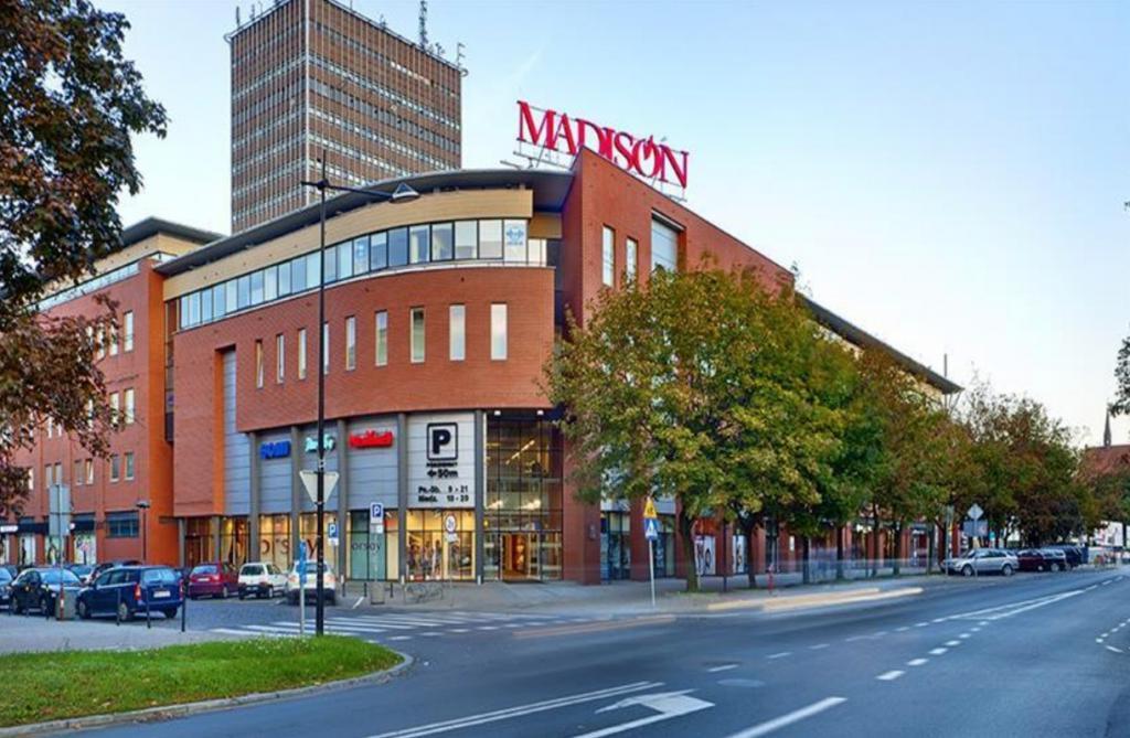 Торговый центр в гданьске