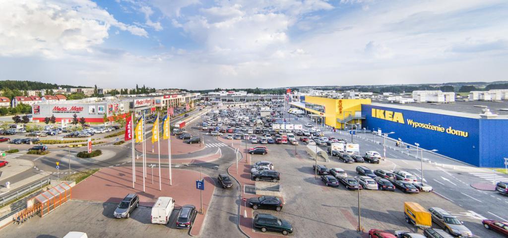 Торговый центр гданьска