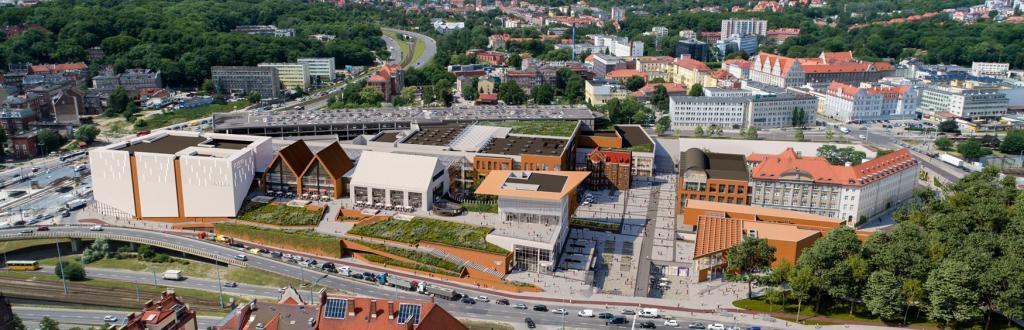 гданськ торговые центры адреса
