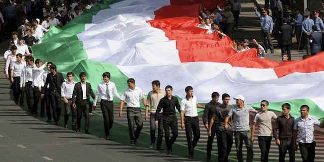 национальный праздник в таджикистане посвященный цветку