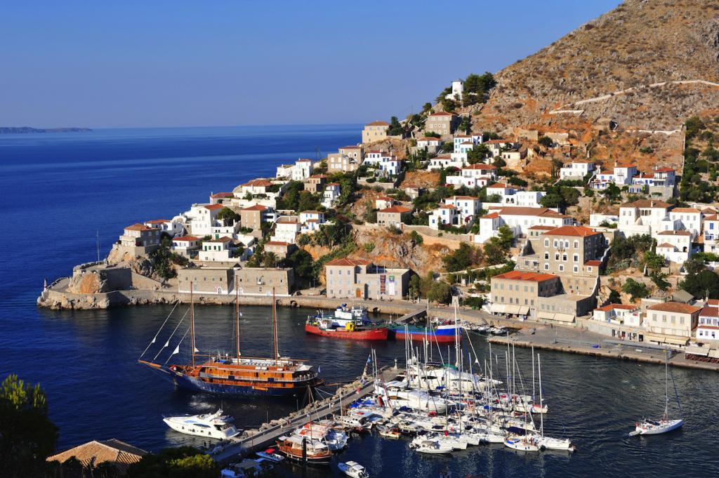 Эгина, Грция