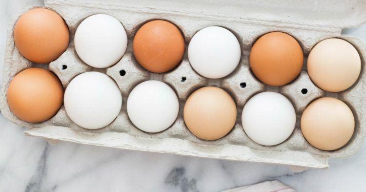 витамины в курином яйце