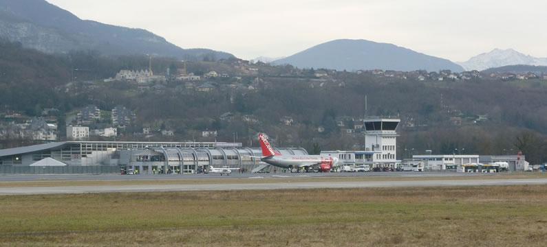 Аэропорт Шамбери