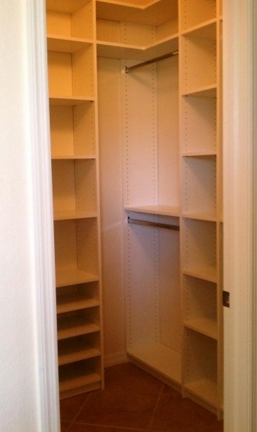 кладовка гардеробная в квартире