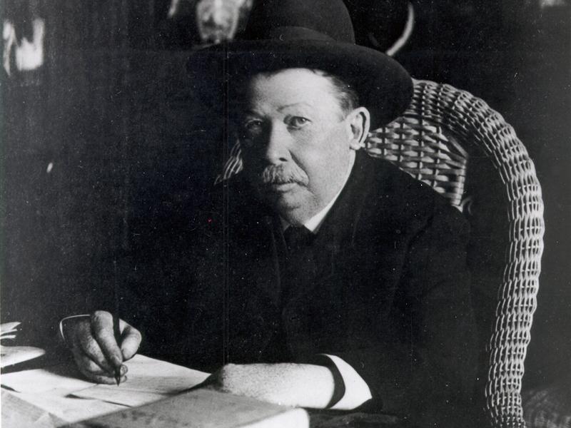 Американский писатель Джоэль Чандлер Харрис